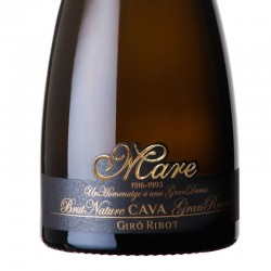 Giró Ribot Mare Brut Nature Gran Reserva sparkling wine