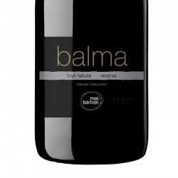 Mas Bertran Balma Brut Nature Reserva sparkling wine