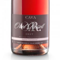 Oriol Rossell Brut Rose sparkling wine