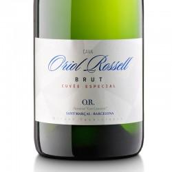 Oriol Rossell Brut Cuvée Especial sparkling wine