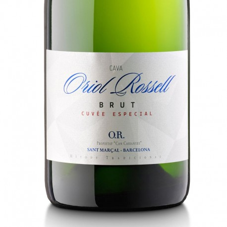 Oriol Rossell Brut Cuvée Especial