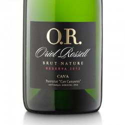 Oriol Rossell Brut Nature Reserva sparkling wine