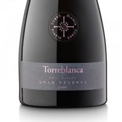 Torreblanca Gran Reserva Brut Nature sparkling wine