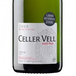 Celler Vell Extra Brut Gran Reserva sparkling wine