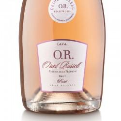 Oriol Rossell Reserve Propietat Brut Rose Gran Reserva sparkling wine