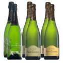 Pagès Entrena white sparkling wine pack