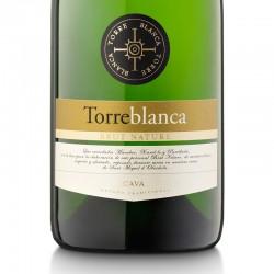 Torreblanca Brut Nature sparkling wine