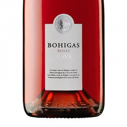 Fermí Bohigas Rose sparkling wine