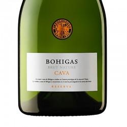 Fermí Bohigas Brut Nature Reserva sparkling wine