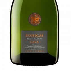 Fermí Bohigas Brut Nature Gran Reserva sparkling wine