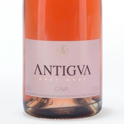 Antigva Brut Rose sparkling wine