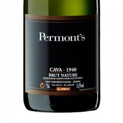 Conde de Valicourt Permont's 1940 Brut Nature sparkling wine