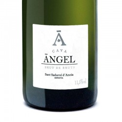 Àngel Brut de Bruts Reserva sparkling wine