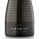 Grimau Gran Reserva Brut Nature sparkling wine