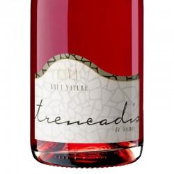 Grimau Trencadis Rosat Brut Nature sparkling wine