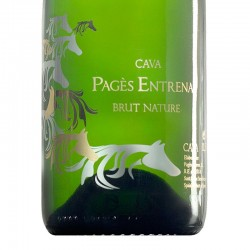 Pagès Entrena Nature sparkling wine