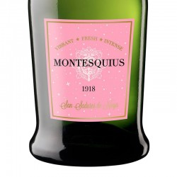 Montesquius 1918 Extra Brut Reserva sparkling wine