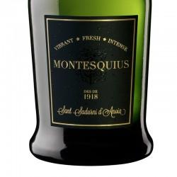 Montesquius 1918 Brut Nature Gran Reserva sparkling wine