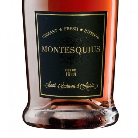 Cava Montesquius 1918 Rosé Brut Nature Gran Reserva 2009