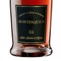 Montesquius 1918 Brut Nature Gran Reserva Rose sparkling wine